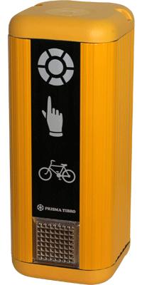 Prisma Tibro, Sweden | Prisma Daps TS-920 Yellow