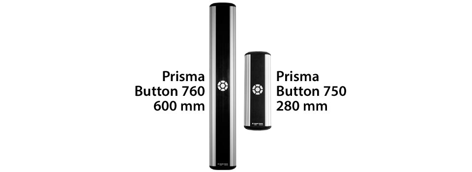 Prisma Tibro, Sweden | Prisma Button | Push Button | Armbågskontakt | Elbow switch
