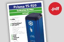 Prisma Tibro, Sweden Prisma Daps