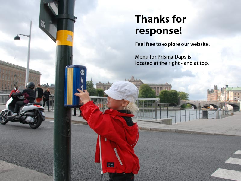 Prisma Tibro, Sweden - Thanks for answer!