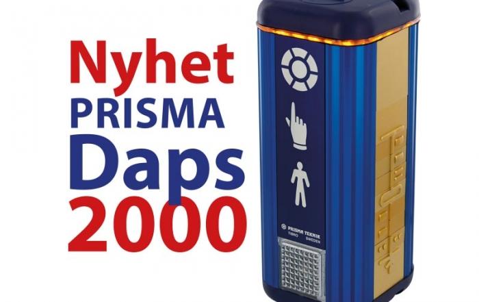 Lansering: Prisma Daps 2000