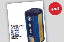 Prisma Tibro | Prisma Daps 900 Series | Manual Installation