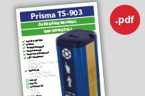 Prisma Tibro | Prisma Daps | TS-903