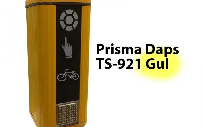 Prisma Tibro, Sweden - Prisma Daps TS-921 Gul