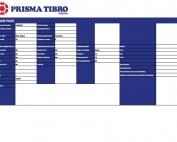 Prisma Tibro | Prisma DI | Ny mjukvara med export till Excel