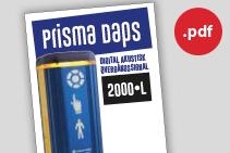 Prisma Tibro Sweden | Technical Folder | Prisma Daps 2000•L