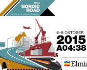 Prisma Tibro, Sweden | Prisma Daps, Prisma Eliott | Nordic Road 2015