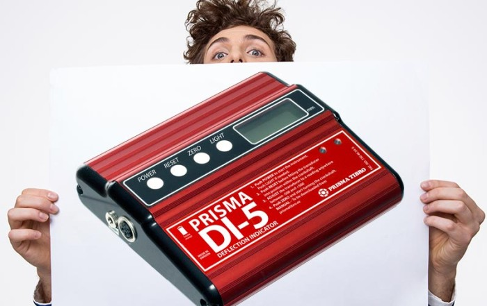 Prisma Tibro, Sweden | Prisma DI, deflection instrument | Discover Prisma DI-5, DI-5C