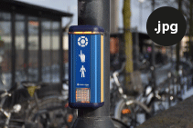 Prisma Tibro, Sweden | Prisma Daps | Gångtrafikanter, cyklister, gående, rullande | High Resolution Prisma Daps 2000•L | Örebro