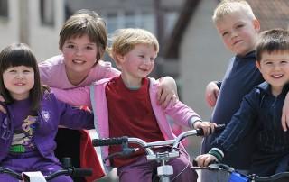 Prisma Tibro, Sweden | Prisma Daps | Gångtrafikanter, cyklister, gående, rullande