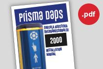 Prisma Tibro, Sweden | Manual Installation