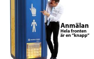 "Prisma Tibro, Sweden | Prisma Daps | Anmälan - hela fronten är en ""knapp"""
