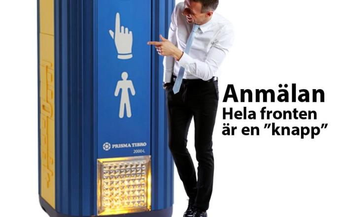 Prisma Tibro, Sweden   Prisma Daps   Anmälan - hela fronten är en