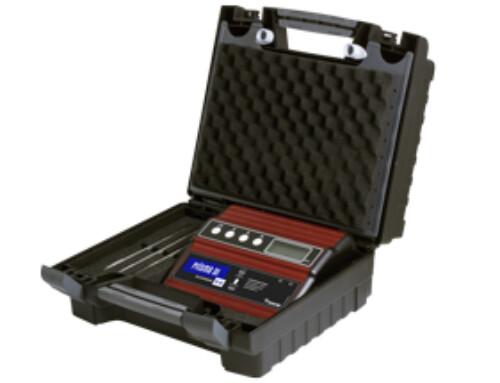 Prisma DI-5C Kit, open hard case, high resolution image