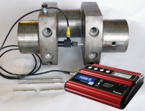 Prisma DI-5C Instrument, crankshaft, high resolution image