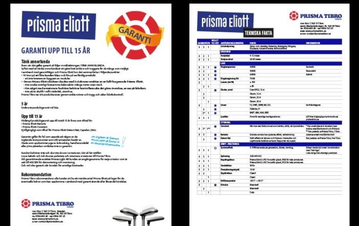 Prisma Tibro, Sweden | Prisma Eliott | LED gatubelysning |Vägbelysning | Relationshandlingar
