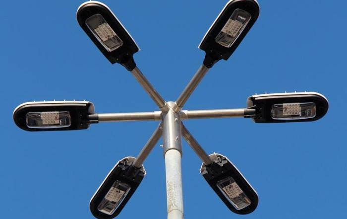 Prisma Tibro, Sweden | Prisma Eliott | LED gatubelysning |Vägbelysning | Parkering, industritomt, hamn | Viborg