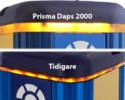 Prisma Tibro, Sweden | Prisma Daps | Ljuskransen ännu tydligare i 270°