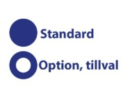 Prisma Tibro, Sweden | Prisma Daps | Option, tillval