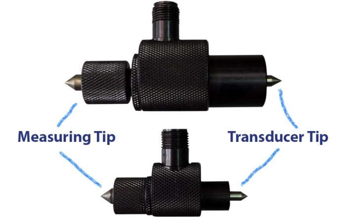 Prisma Tibro, Sweden | Prisma DI | Transducer |Tips