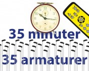 Prisma Tibro, Sweden | Prisma Eliott | LED gatubelysning |Vägbelysning | Säkerhet i motionsspår, elljusspår, motionsspår, löparspår | Bytte inställningar, effekt på 35 armaturer på 35 minuter