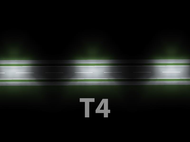 Prisma Tibro, Sweden   Prisma Eliott   LED gatubelysning  Vägbelysning   Säkerhet i motionsspår, elljusspår, motionsspår, löparspår   Linser, linskombinationer