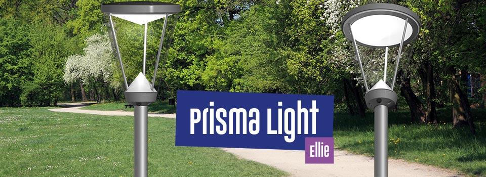 Prisma Tibro, Sweden | Prisma Light Ellie | LED Parkbelysning, Gatubelysning