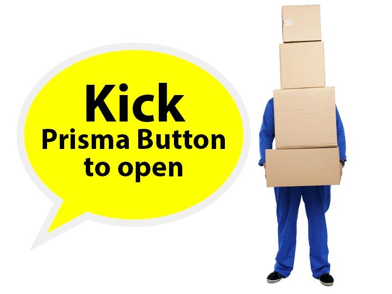 Prisma Tibro, Sweden   Prisma Button