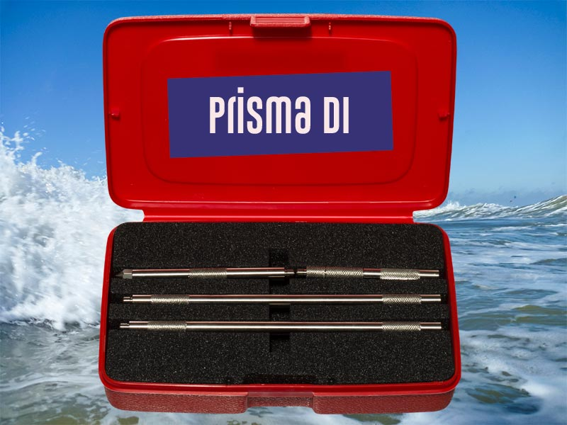 Prisma Tibro, Sweden | Prisma DI | Extension Bars for deflection indicator