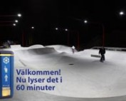 Prisma Tibro, Sweden   Prisma Daps   Actionpark lyser upp