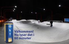 Prisma Tibro, Sweden | Prisma Daps | Actionpark lyser upp