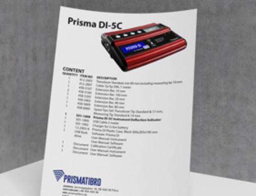 Prisma DI-5C Content-list
