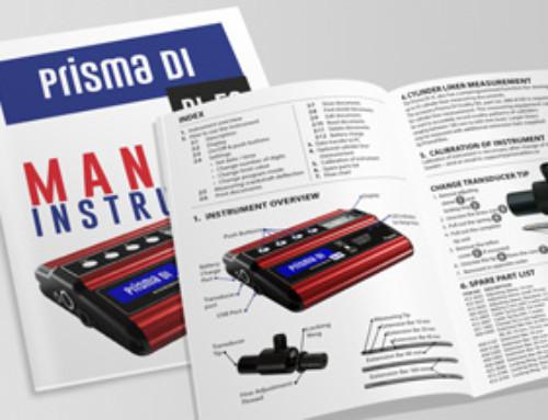 Prisma DI-5C Manual Instrument