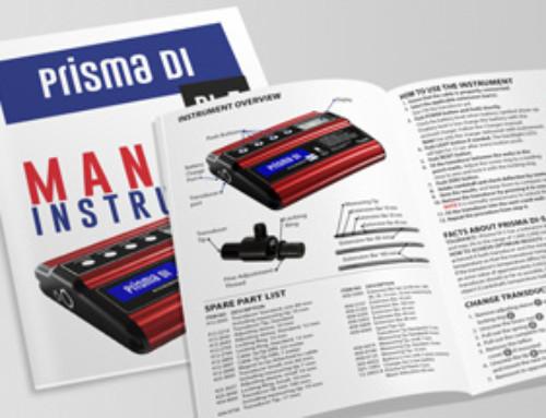 Prisma DI-5 Manual Instrument