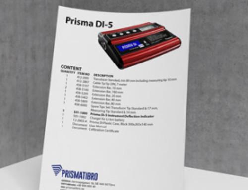 Prisma DI-5 Content-list