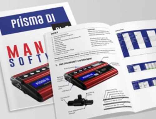 Prisma DI-5C Manual Software