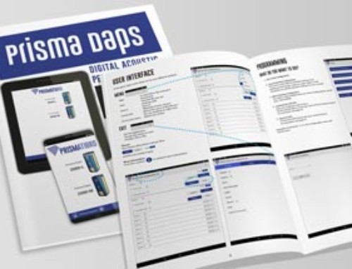 Prisma Daps Android-App Manual