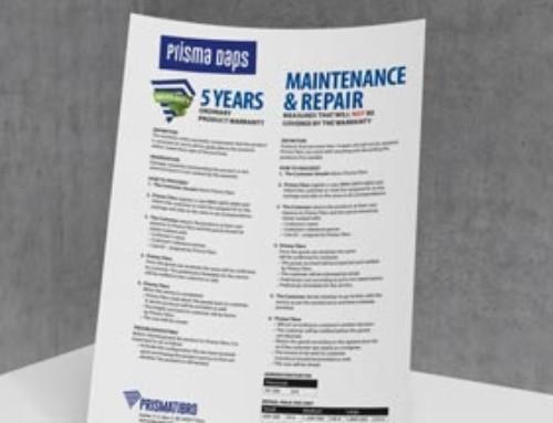 Prisma Daps Warranty RMA