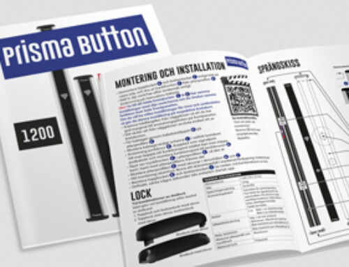 Prisma Button 802, 1200 Manual Installation