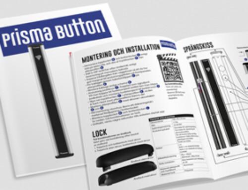Prisma Button 800 Manual Installation