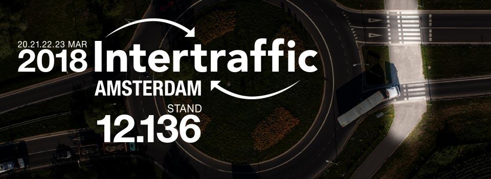 PrismaTibro Stand 12.136 Intertraffic 2018, Amsterdam