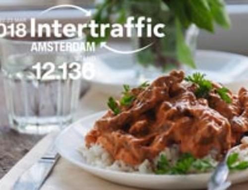 Ska vi äta middag ihop under Intertraffic 2018?