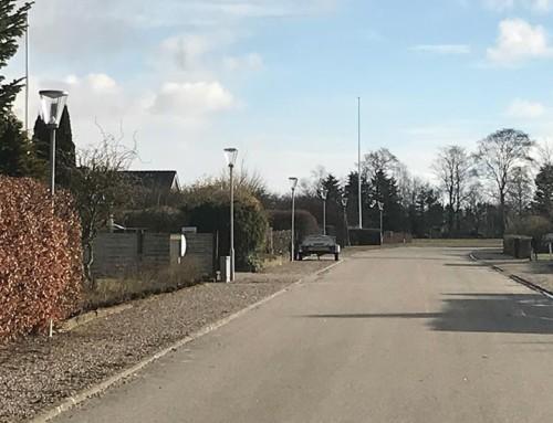 Villakvarter: Vedsted, Haderslev, Danmark
