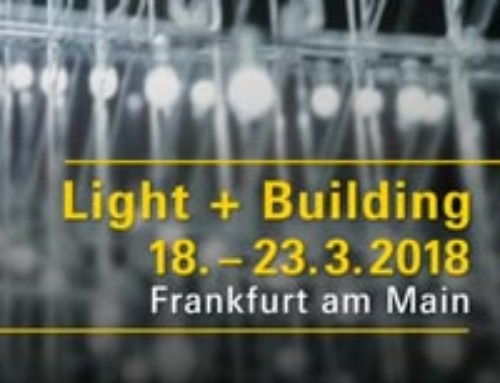 Ska vi ses på Light & Building 2018, Frankfurt
