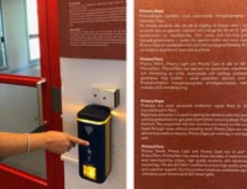 Inredia: Kalla på hissen med Prisma Daps