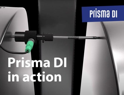 Prisma DI Presentation workflow