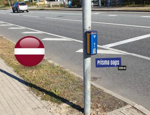 Latvia: Prisma Daps 2200•M