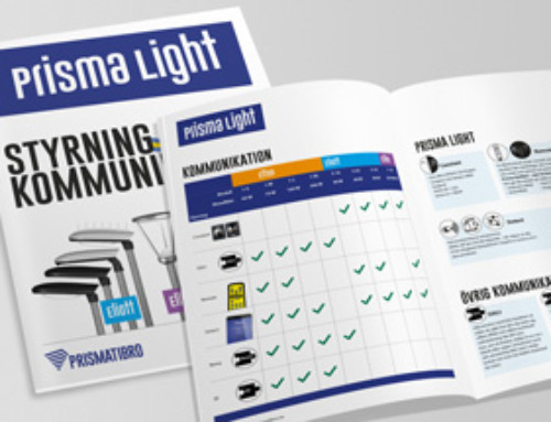 Prisma Light Presentation Control
