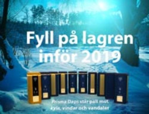 Julledigheten närmar sig – snart 2019