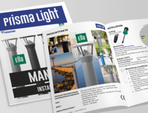 Prisma Light Ella Manual installation